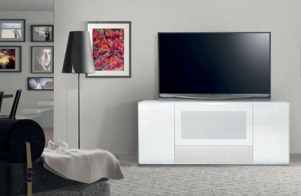 Three Doors Sound Sideboard – MODELS H 80