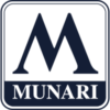 MUNARI All Transparent Logo